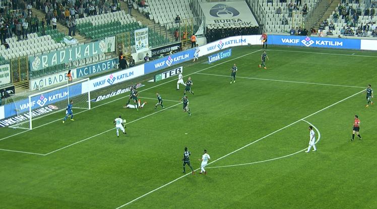 Bursaspor - Atiker Konyaspor
