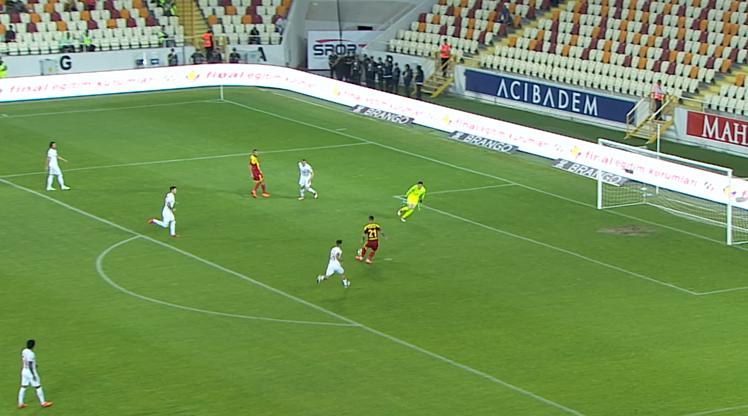 Evkur Yeni Malatyaspor - Kayserispor