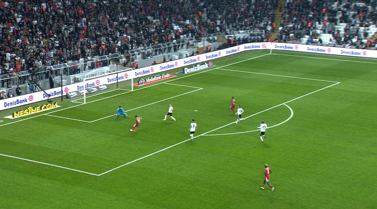 Beşiktaş - Demir Grup Sivasspor