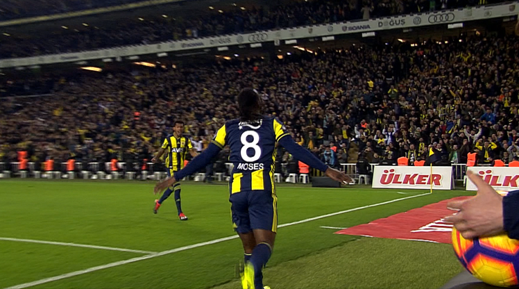 Fenerbahçe - Göztepe