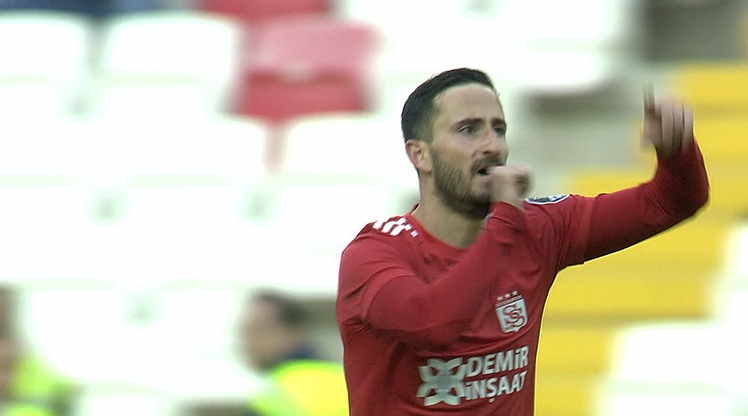 Demir Grup Sivasspor - İstikbal Mobilya Kayserispor