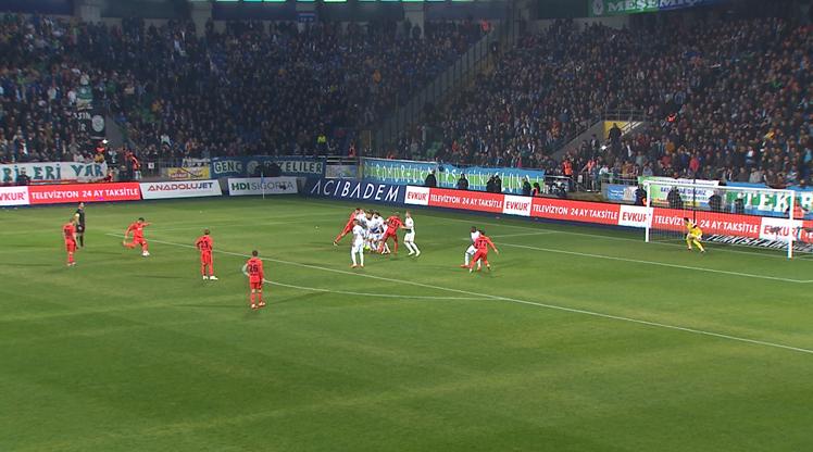 Çaykur Rizespor - Beşiktaş