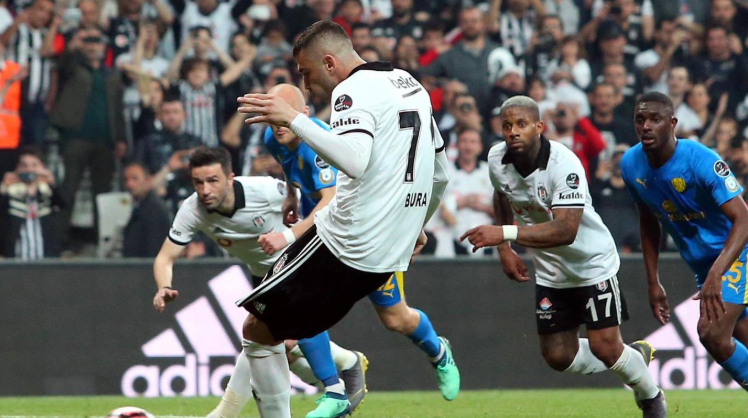 Beşiktaş - MKE Ankaragücü