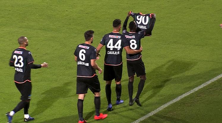Aytemiz Alanyaspor - Atiker Konyaspor