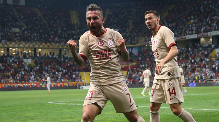 İstikbal Mobilya Kayserispor - Galatasaray