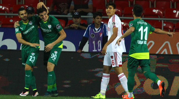 Mersin İdman Yurdu Bursaspor maç özeti
