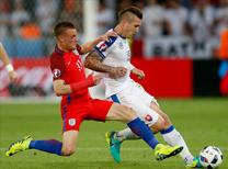 Slovakya İngiltere maç özeti