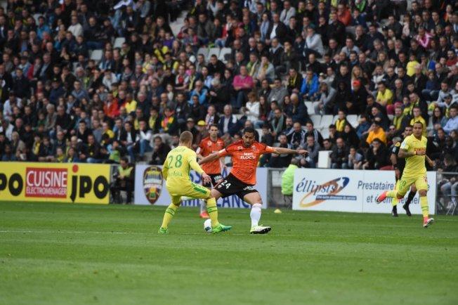 Nantes Lorient maç özeti