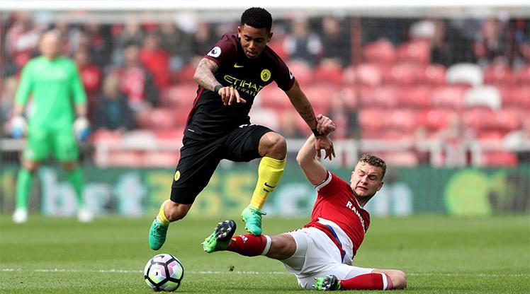 Middlesbrough Manchester City maç özeti