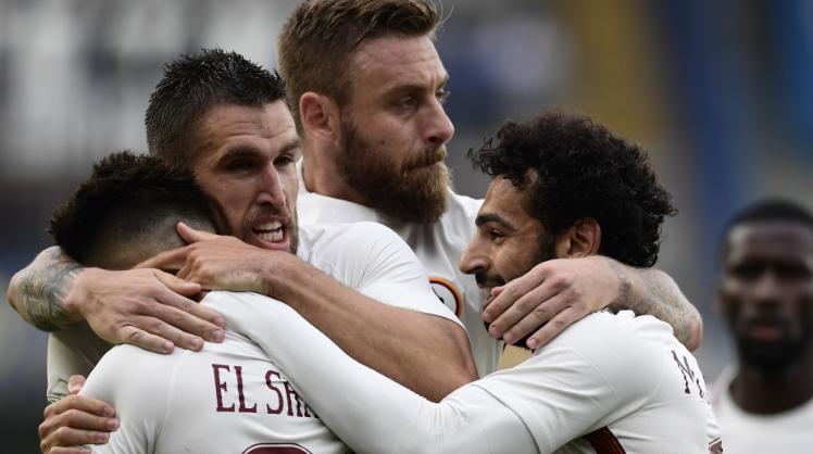 Chievo Verona Roma maç özeti