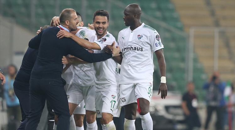 Bursaspor Atiker Konyaspor maç özeti