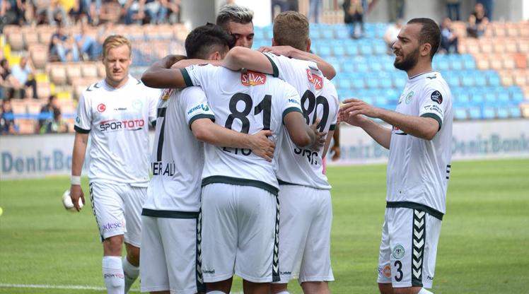 Kardemir Karabükspor Atiker Konyaspor maç özeti