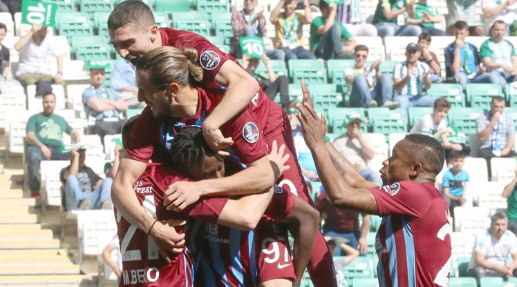 Bursaspor Trabzonspor maç özeti