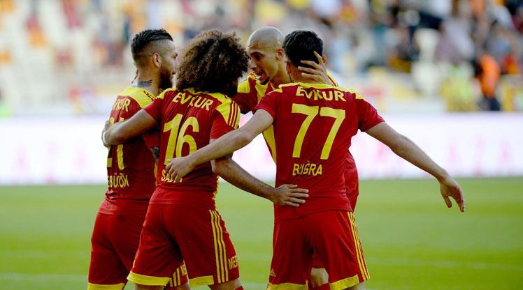 Yeni Malatyaspor Kayserispor maç özeti