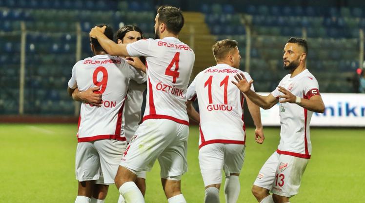Adanaspor Boluspor maç özeti