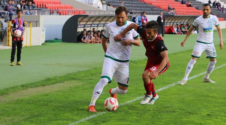 Gaziantepspor Akın Çorap Giresunspor maç özeti