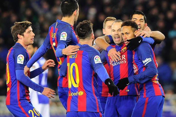 Barcelona Real Sociedad maç özeti