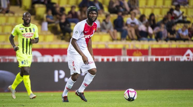 Monaco Angers maç özeti