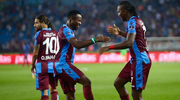 Trabzonspor Demir Grup Sivasspor maç özeti