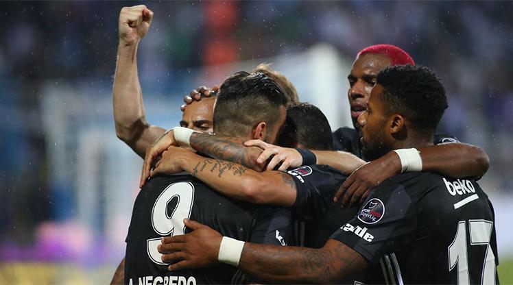 BŞB Erzurumspor Beşiktaş maç özeti