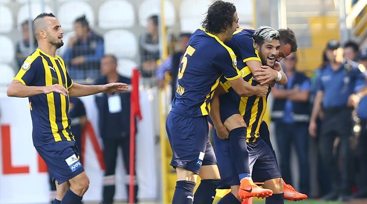 MKE Ankaragücü Akhisarspor maç özeti