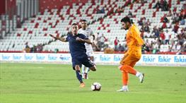 Antalyaspor Demir Grup Sivasspor maç özeti