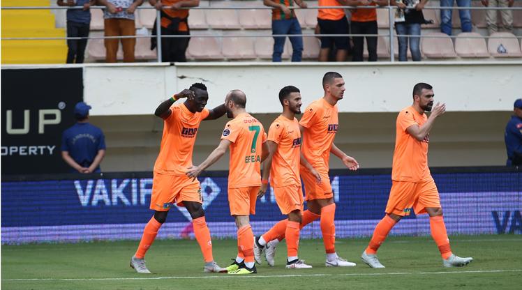 Aytemiz Alanyaspor Akhisarspor maç özeti