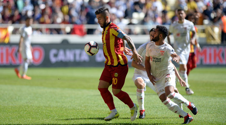 Evkur Yeni Malatyaspor Demir Grup Sivasspor maç özeti