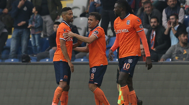 Medipol Başakşehir Kayserispor maç özeti