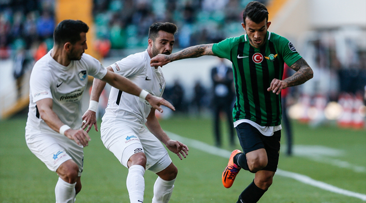 Akhisarspor BŞB Erzurumspor maç özeti