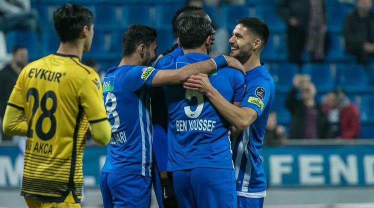 Kasımpaşa Evkur Yeni Malatyaspor maç özeti