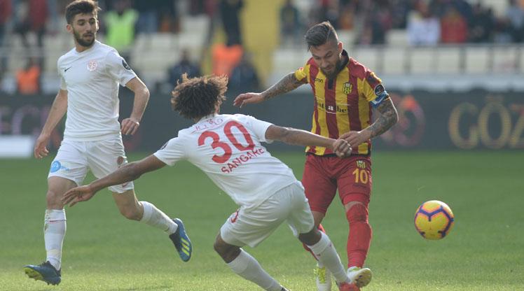 Evkur Yeni Malatyaspor Antalyaspor maç özeti