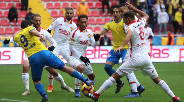 MKE Ankaragücü Göztepe maç özeti
