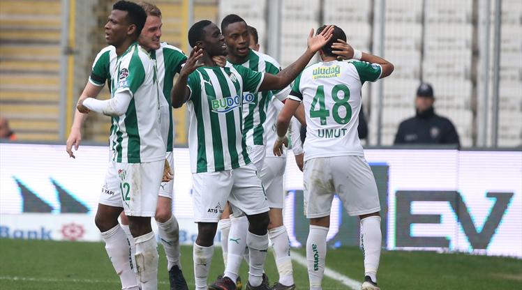 Bursaspor Demir Grup Sivasspor maç özeti
