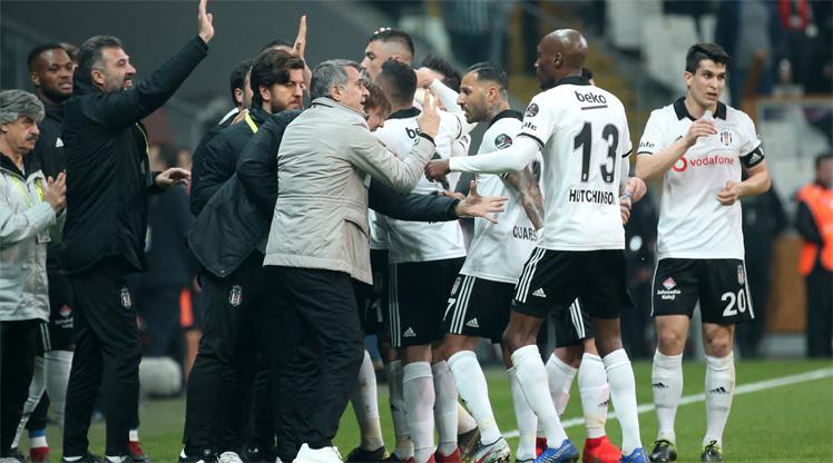 Beşiktaş Atiker Konyaspor maç özeti