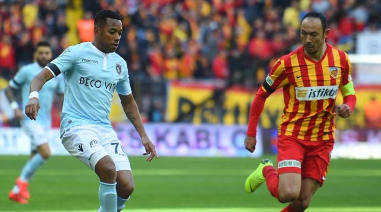 İstikbal Mobilya Kayserispor Medipol Başakşehir maç özeti