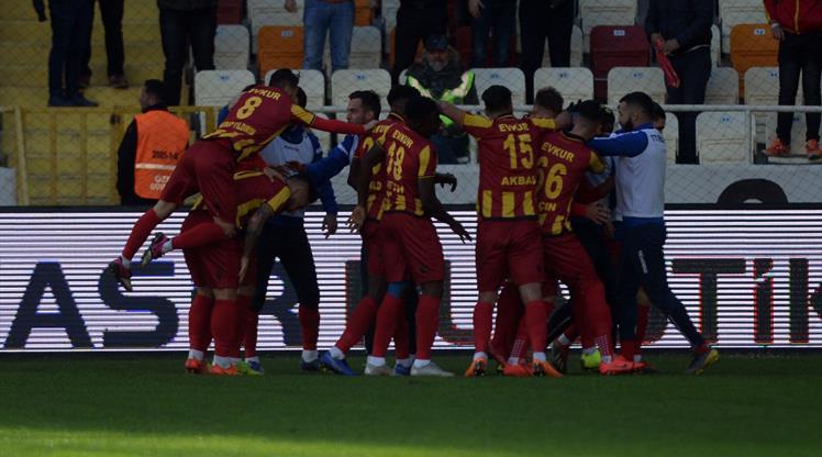 Evkur Yeni Malatyaspor MKE Ankaragücü maç özeti