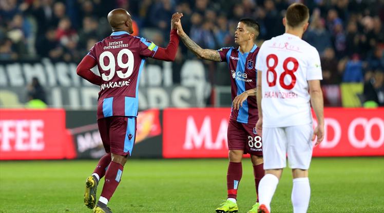 Trabzonspor Antalyaspor maç özeti