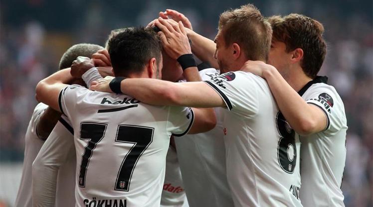 Beşiktaş MKE Ankaragücü maç özeti