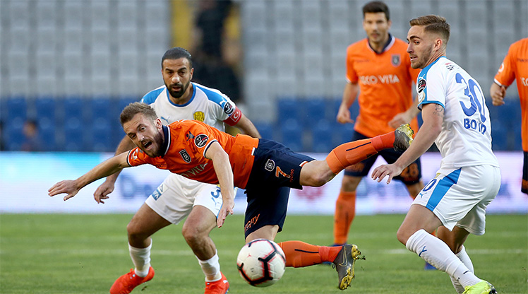 Medipol Başakşehir MKE Ankaragücü maç özeti