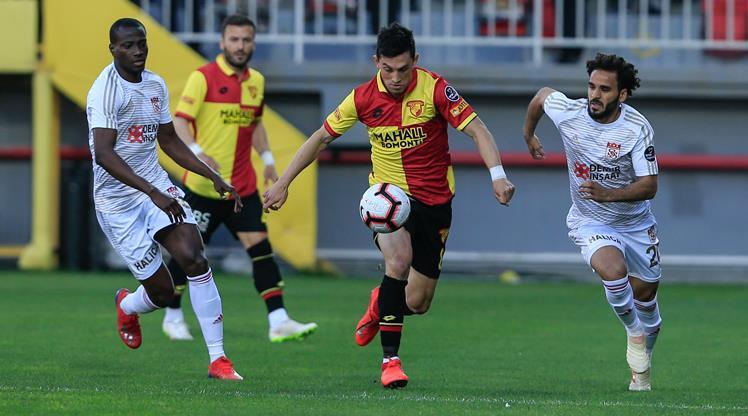 Göztepe Demir Grup Sivasspor maç özeti