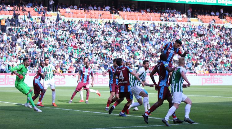 Konyaspor Trabzonspor maç özeti