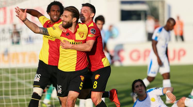 Göztepe MKE Ankaragücü maç özeti