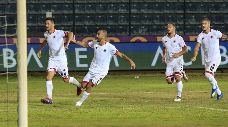 Osmanlıspor FK Gençlerbirliği maç özeti