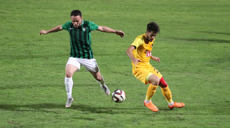 Denizlispor Eskişehirspor maç özeti