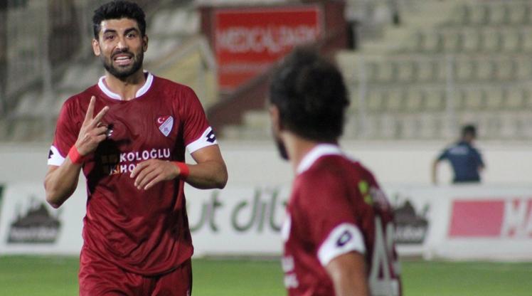 Tetiş Yapı Elazığspor Kardemir Karabükspor maç özeti