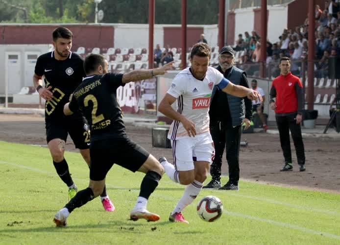 Hatayspor Osmanlıspor FK maç özeti