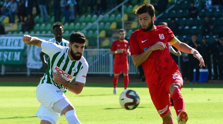 Giresunspor Balıkesirspor Baltok maç özeti