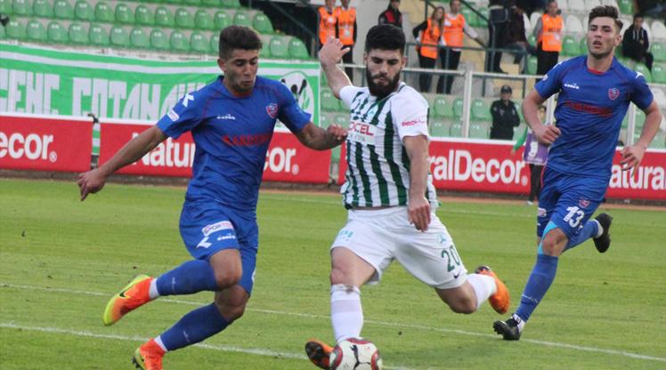 Giresunspor Kardemir Karabükspor maç özeti