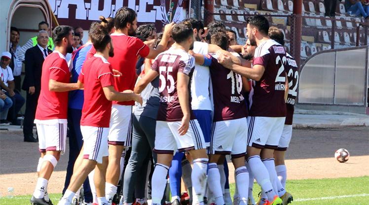 Afjet Afyonspor Hatayspor maç özeti